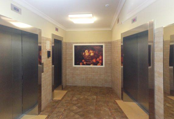 2-х комнатная квартира ЖК Мичурино