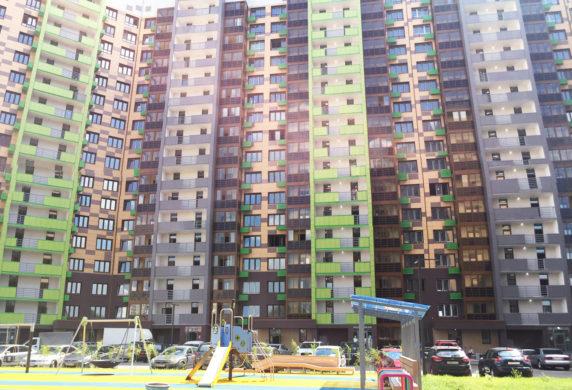 2-х комнатная квартира ЖК Сколковский