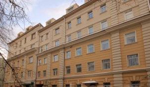 3-х комнатная квартира Мерзляковский пер.д. 13