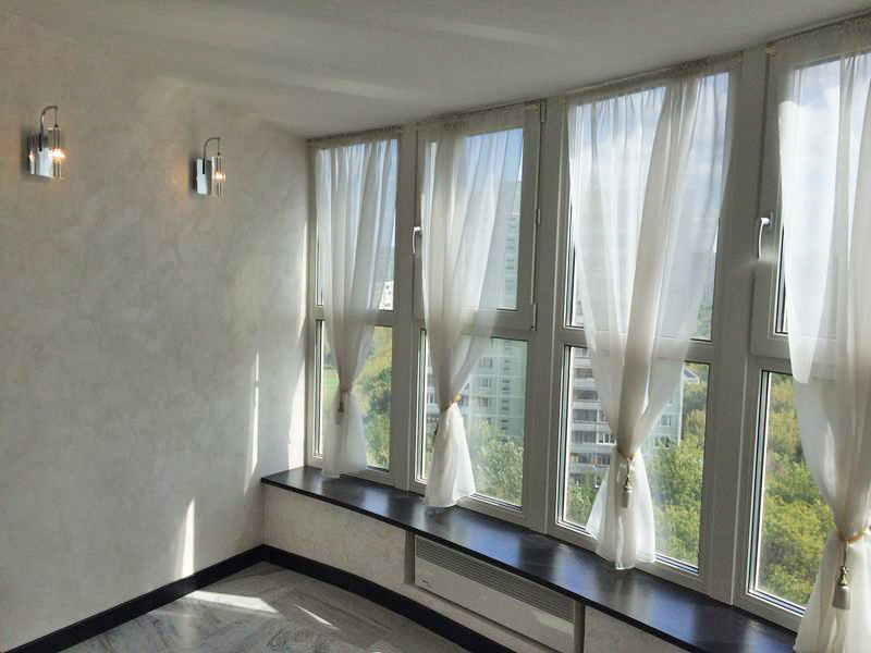 2-х комнатная квартира жк заповедный уголок - iq realty mosc.