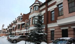 3-х этажный таунхаус КП Горки-8