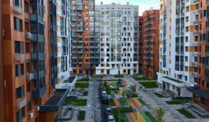 3-х комнатная квартира ул.Пресненский вал, д. 14, корп. 6