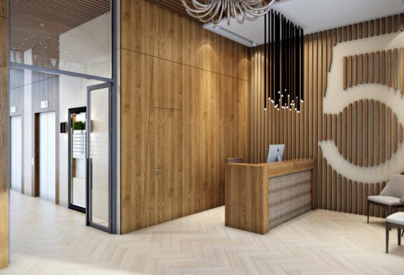 2-х комнатная квартира вЖК «Басманный 5»