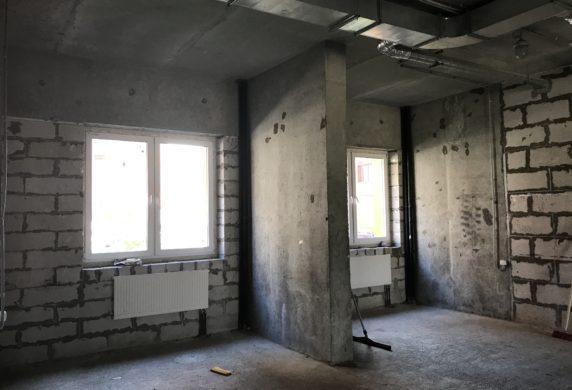 Коммерческое помещение (ПСН) 120м2 ул.Пресненский вал 14к2