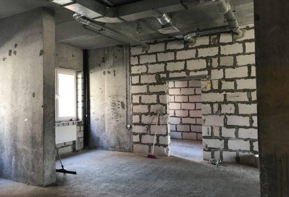 Коммерческое помещение (ПСН) 81м2 ул.Пресненский вал 14к1
