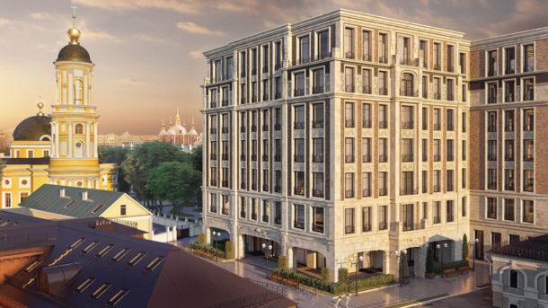 Первичный рынок элитной недвижимости