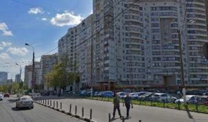 1-но комнатная квартира Азовская 24к2