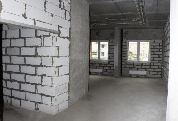 Коммерческое помещение (ПСН) 81м2 ул.Пресненский вал 14к3