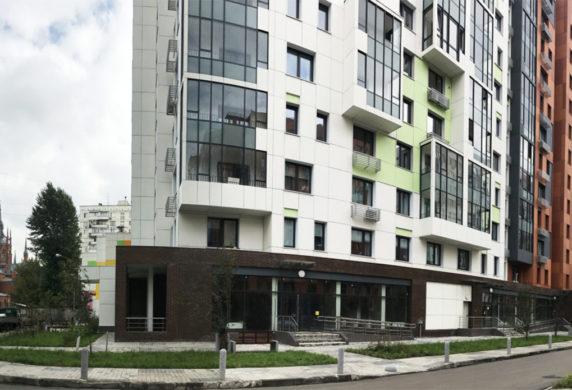 Коммерческое помещение (ПСН) 127м2 ул.Пресненский вал 14к4