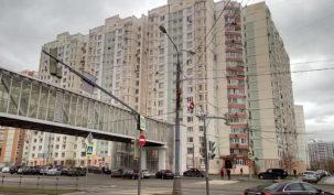 2-х комнатная квартира ул.Полины Осипенко 18к2,