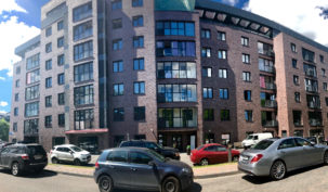 Коммерческое помещение (ПСН) 90м2 вЖК «Парк Рублево»
