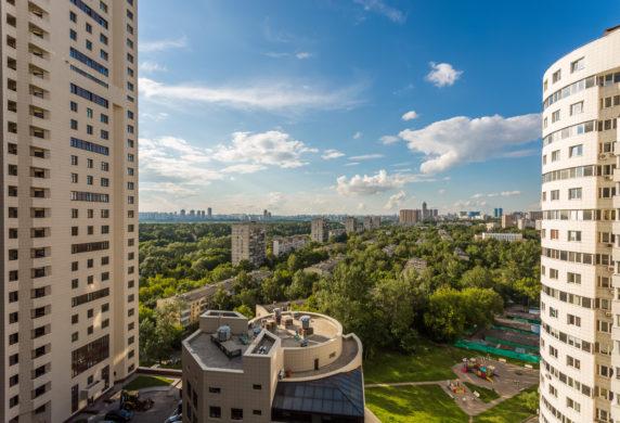 3-к. квартира вЖК «Континенталь»