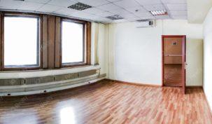 Офисное помещение на14 этаже вБЦ Маши Порываевой ул.7 стр.А