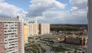 3х комнатная квартира вЖК Солнцево-парк