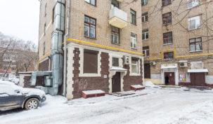 Офисное помещение 382м2 метро Октябрьское поле