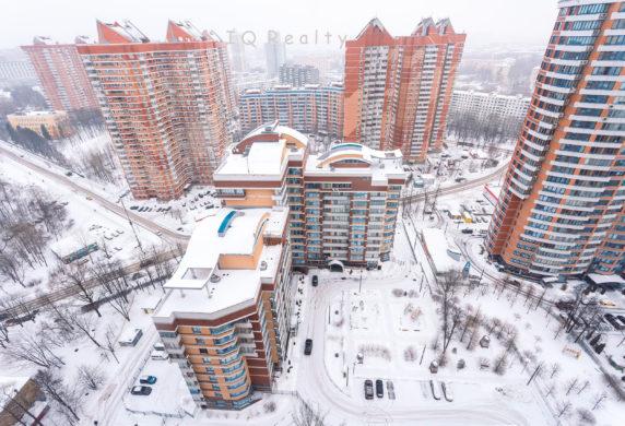 4-комн. квартира вЖК « Квартал наЛенинском»