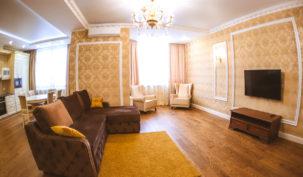 3х комнатная квартира вЖК «Мосфильмовский»