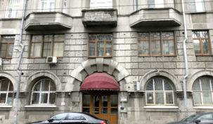 5-комн. квартира, 167,1 м², 1-й Басманный пер., 12