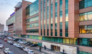 Готовый арендный бизнес, 383,4 м² вБЦ «Магистраль Плаза». (ПСН)