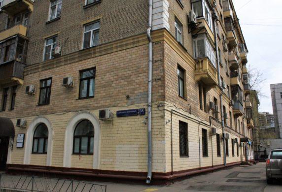 Помещение свободного назначения 48м2 метро Октябрьское поле