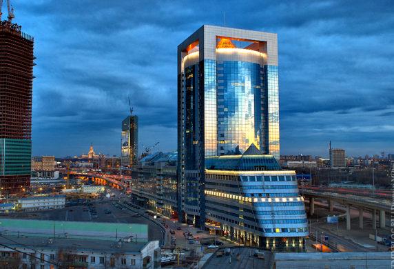 Офис 44,9 м² БЦ «Северная Башня»