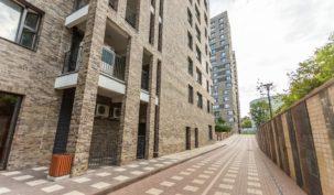 Двухкомнатная квартира 50м2, Карамышевская набережная 34